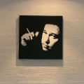 "Bill Hicks 16""x16"""