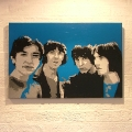 "Small Faces 31""x23"""